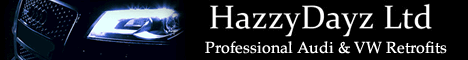 Hazzy Dayz Ltd - Audi Retrofit Specialists