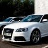 Audi RS3 - Two Stage Paint Correction Detail. - last post by Camgo